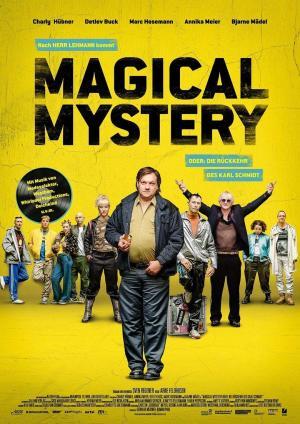 affiche Magical Mystery oder die Rückkehr des Karl Schmidt