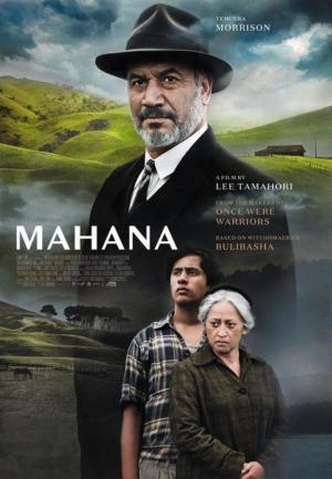affiche Le patriarche - Une saga maorie