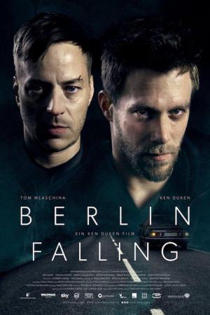 affiche Berlin Falling