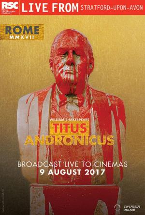 affiche RSC Live: Titus Andronicus