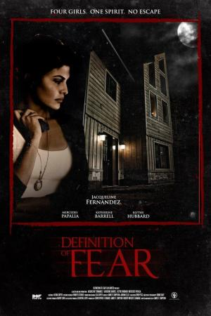 affiche Definition of Fear