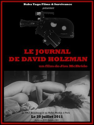 affiche Le Journal de David Holzman