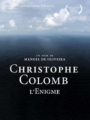affiche Christophe Colomb, l'énigme