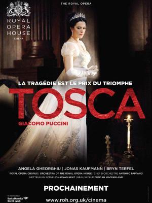 affiche Tosca (Côté Diffusion)