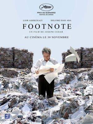 affiche Footnote