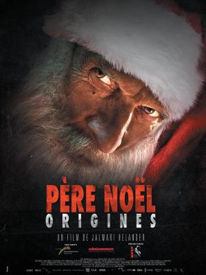 affiche Père Noël Origines