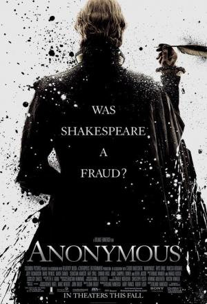 affiche Anonymous