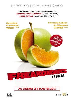 affiche Freakonomics, le film