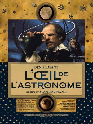affiche L'Oeil de l'astronome