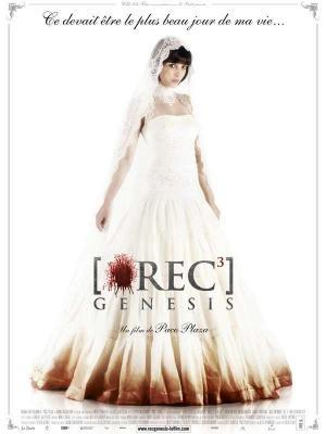 affiche [REC]³ Génesis