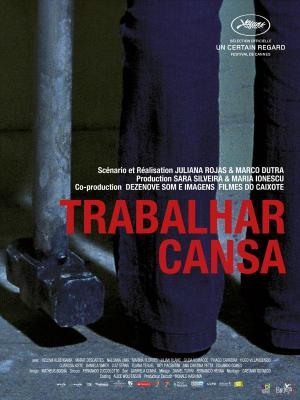 affiche Trabalhar Cansa