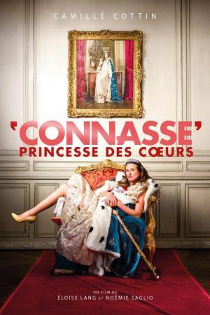 affiche 'Connasse' : Princesse des cœurs