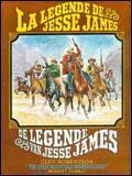 affiche La Légende de Jesse James