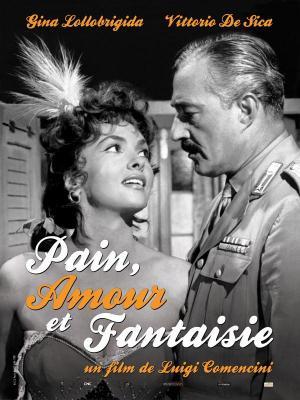 affiche Pain, amour et fantaisie