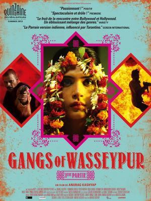 affiche Gangs of Wasseypur - Part 1