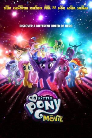affiche My Little Pony : Le film