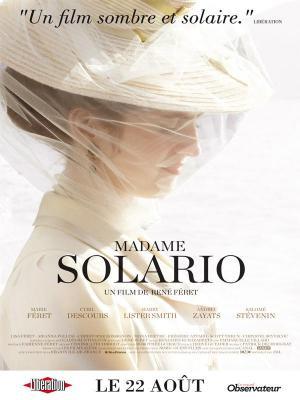 affiche Madame Solario