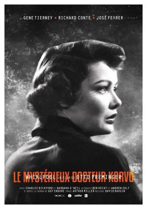 affiche Whirlpool - Le Mysterieux Docteur Korvo