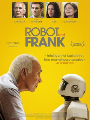 affiche Robot and Frank