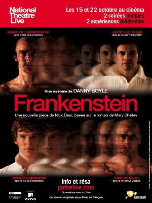 affiche Frankenstein 2 (Pathé Live)
