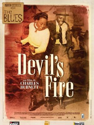affiche Devil's fire