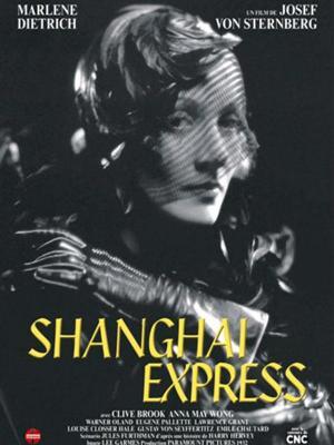 affiche Shanghai Express