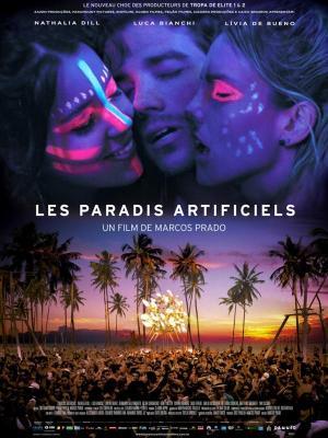 affiche Les Paradis Artificiels