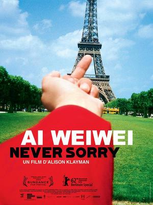 affiche Ai Weiwei: Never Sorry
