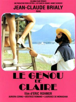 affiche Le Genou de Claire