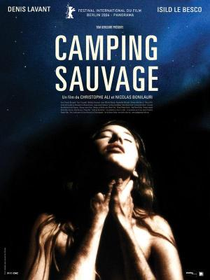 affiche Camping sauvage