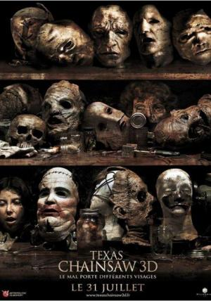 affiche Texas Chainsaw 3D
