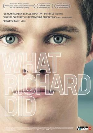affiche What Richard did
