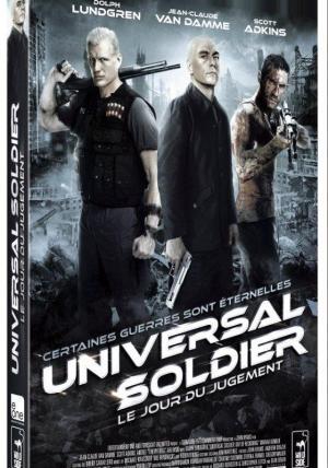 affiche Universal Soldier : le jour du jugement
