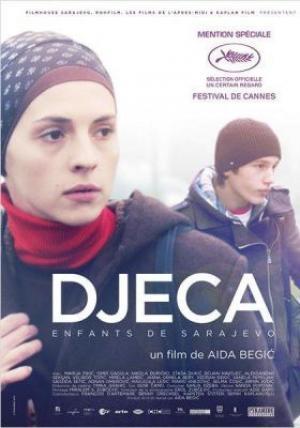 affiche Djeca, Enfants de Sarajevo