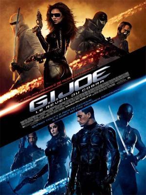 affiche G.I. Joe - Le réveil du Cobra