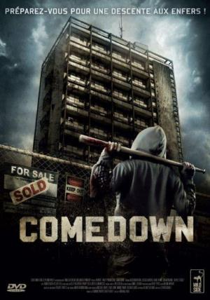affiche Comedown DVD