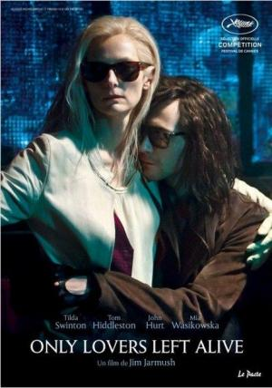 affiche Only lovers left alive