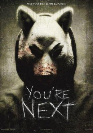affiche You're next