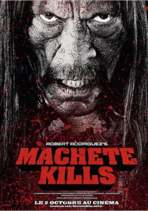 affiche Machete Kills!