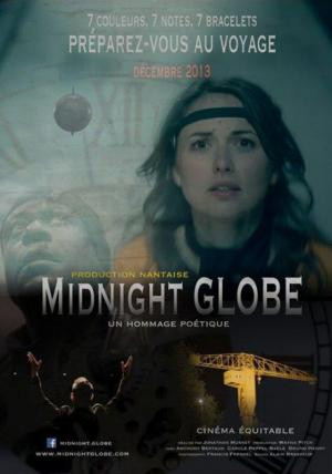 affiche Midnight Globe