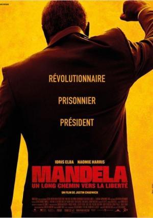 affiche Mandela: Un long chemin vers la liberté