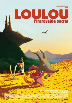 affiche Loulou - L'incroyable secret