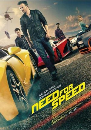 affiche Need for Speed