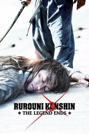 affiche Rurouni Kenshin  The Legend Ends