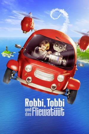 affiche Le Voyage Fantastique De Tommy Et Robby