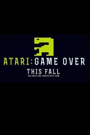 affiche Atari: Game Over