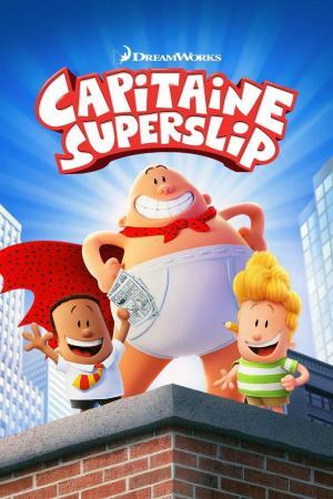 affiche Capitaine Superslip