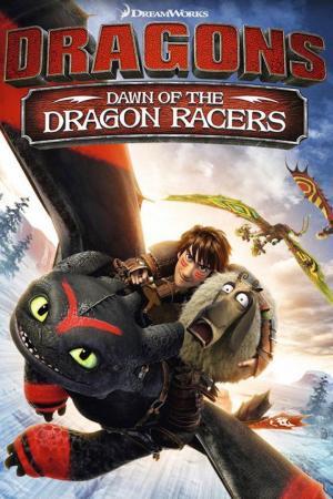 affiche Dragons - Première course de dragons