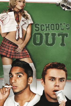 affiche School's out