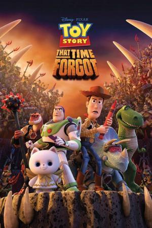 affiche Toy Story : Hors du Temps